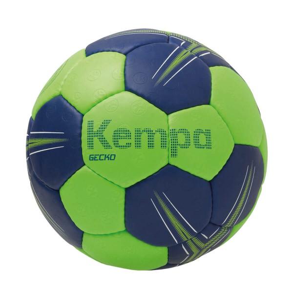 Der neue Kempa Gecko Handball in grün-blau bestellen.