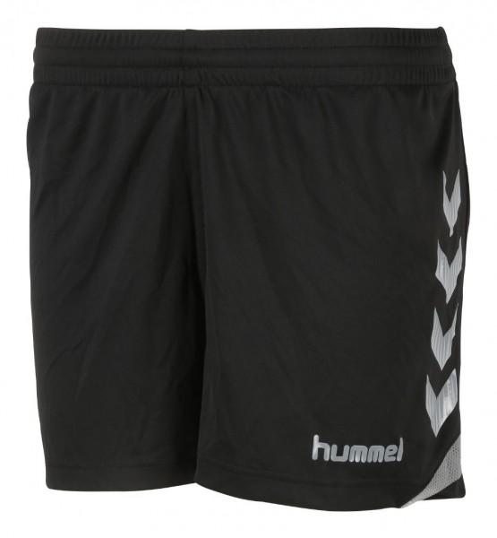 hummel-Tech-2-Damen-Short-schwarz