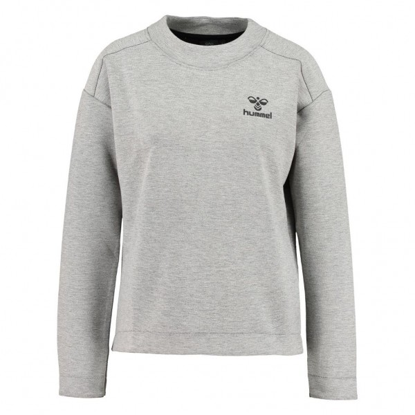 Das neue hummel Classic Bee Womens Zion Sweat in grey