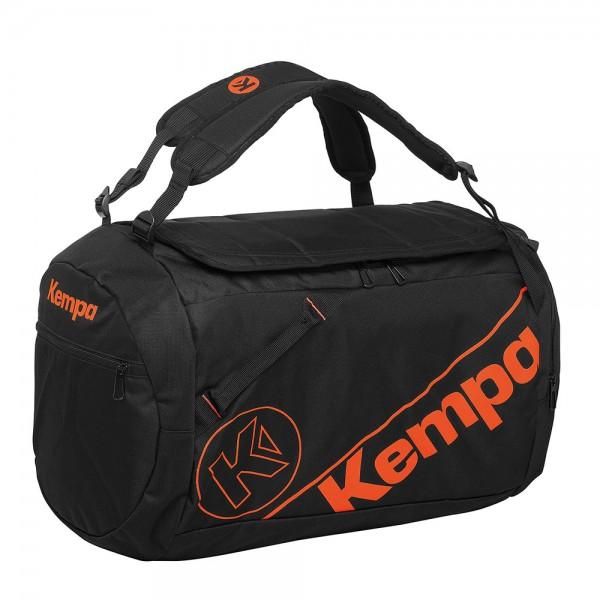 Kempa K-Line Pro Sporttasche Laganda in schwarz/orange