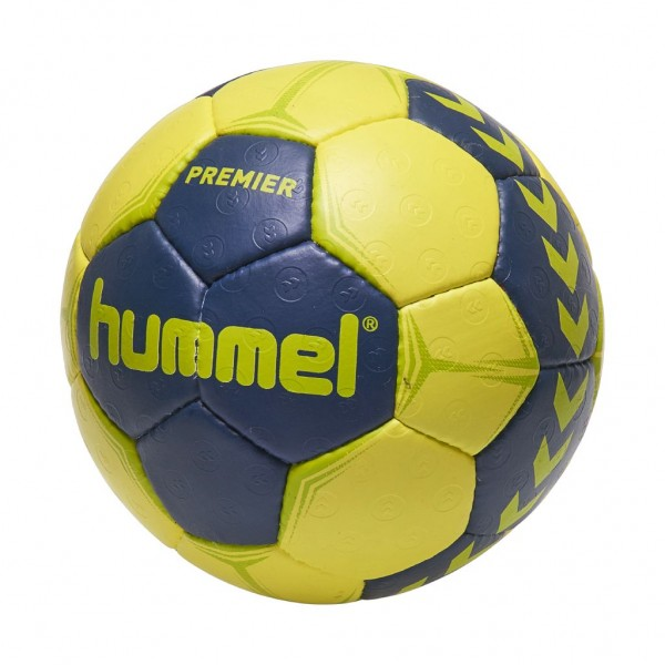 Der neue hummel PREMIER Handball 2017 in gelb-navy kaufen