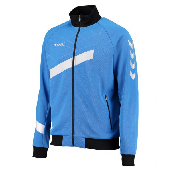 hummel Futures Zip Jacket in palace blue