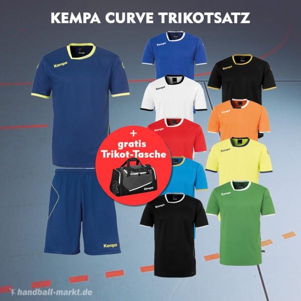 Kempa CURVE Handball Trikotsatz Damen/Herren