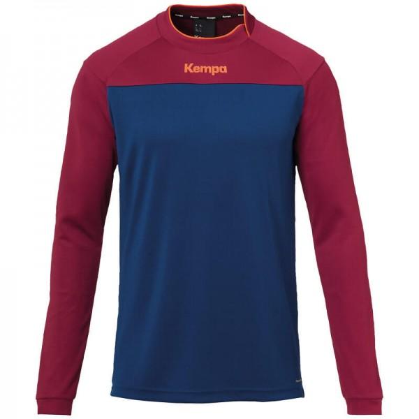 kempa-prime-langarm-shirt-deep-blau-deep-rot