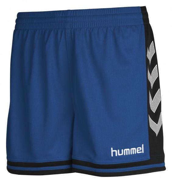 hummel-sirius-short-womens-blau
