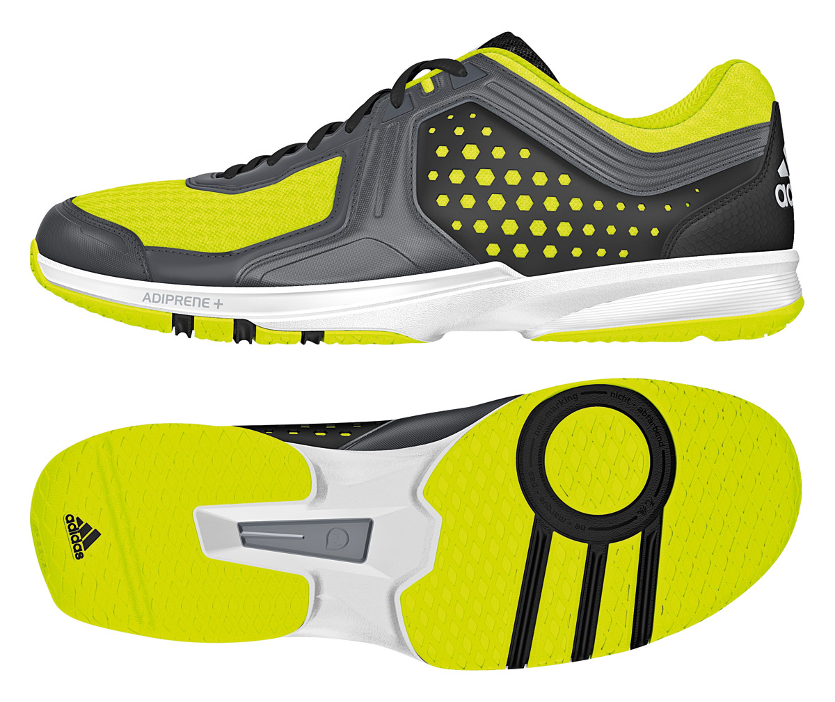 adidas handballschuhe adizero cc7 gr n helvetiq. Black Bedroom Furniture Sets. Home Design Ideas