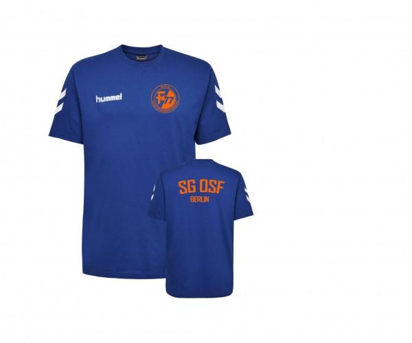 "hummel ""SG OSF"" GO Cotton T-Shirt"