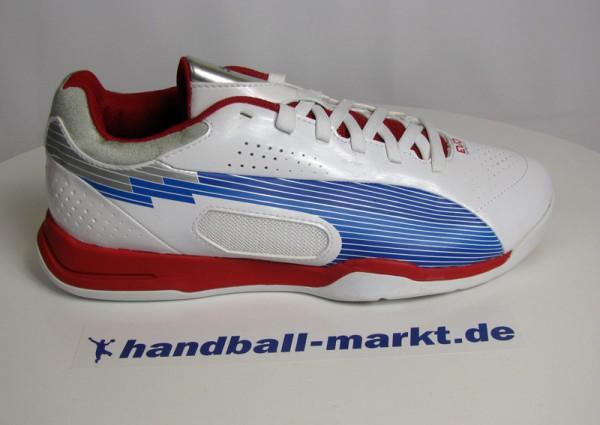 Puma Handballschuhe evoSPEED Indoor 3 - white