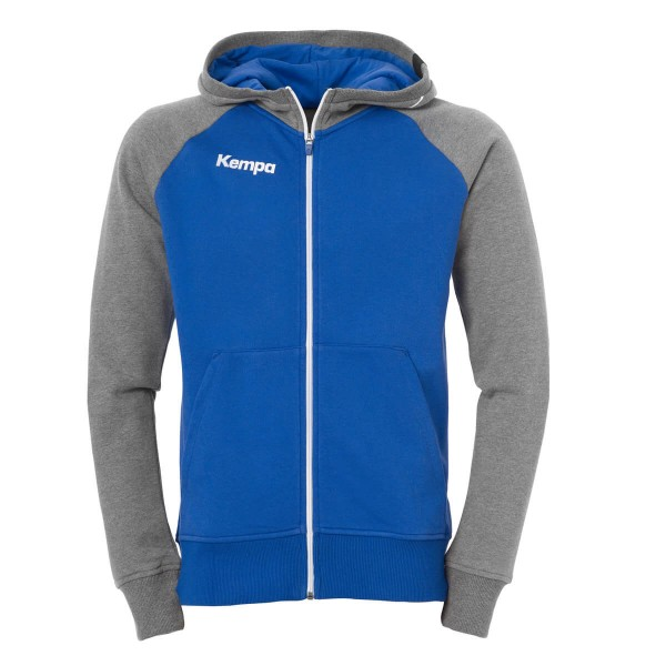 Kempa FLY HIGH Zip Hoodie in blau/grau kaufen