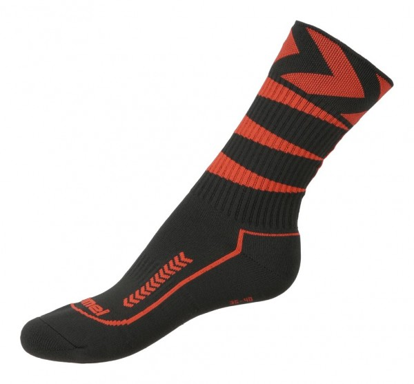 hummel-tech-2-indoor-socken-dark-shadow