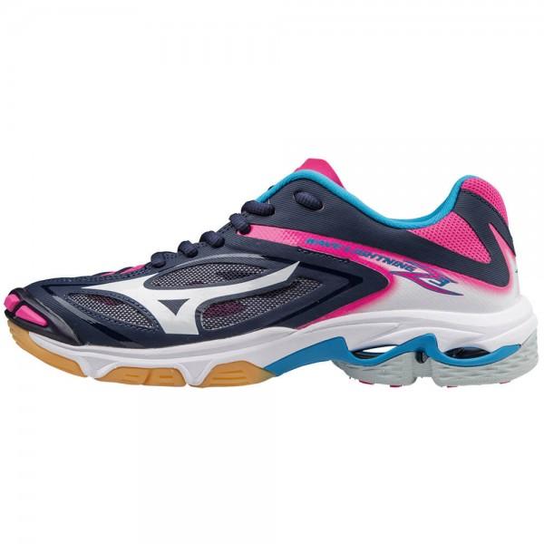 Mizuno Wave Lightning Z3 Damen Handballschuh in peacot kaufen