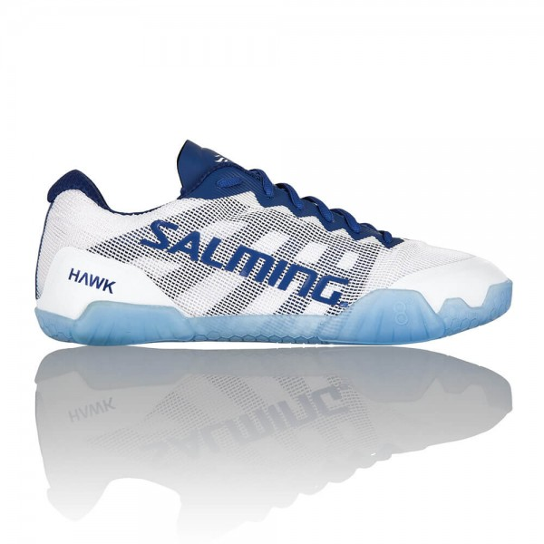 timeless design bbd73 95cdb Salming Hawk Handballschuhe Women - white/navy