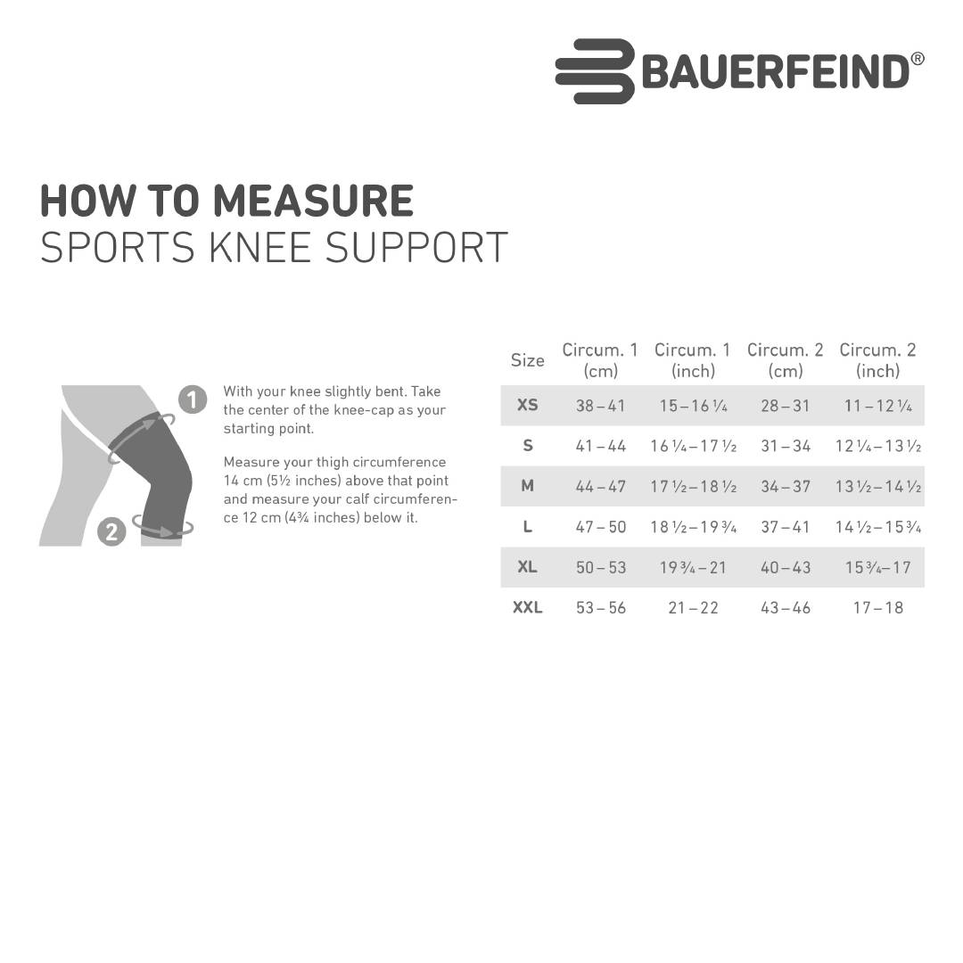 BauerfeindSports-knee-support-measuring-instructions-english-cm-web