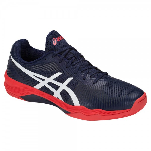 Asics Volley Elite FF Volleyballschuhe Herren - peacot