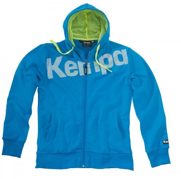 kempa-core-kapuzenjacke-women-blau