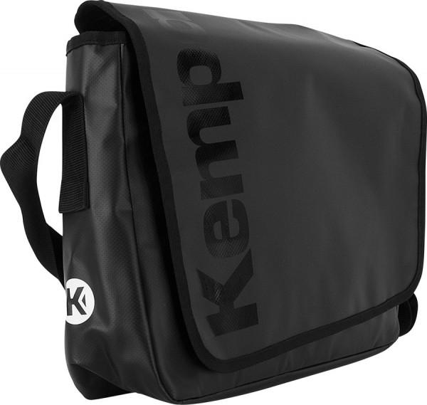 Die neue Kempa Messenger Tasche in schwarz günstig bestellen
