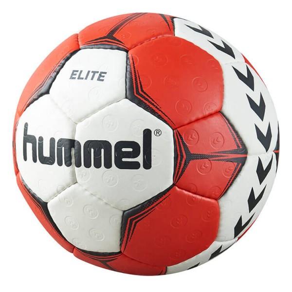 hummel ELITE SMU Handball in weiss rot bestellen
