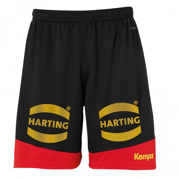 Die Kempa DHB Shorts 2019 in schwarz