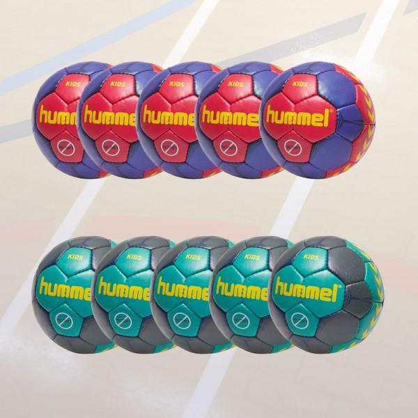 Günstiges Kinder Handball Ballpaket von hummel
