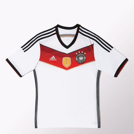 Adidas DFB Trikot - Home 2014/15 - 4 Sterne - Kids