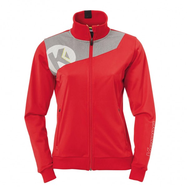 kempa-core-2-poly-jacke-women-rot
