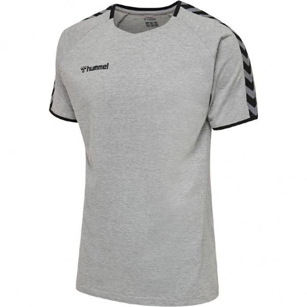 hummel-authentic-training-tee-grey