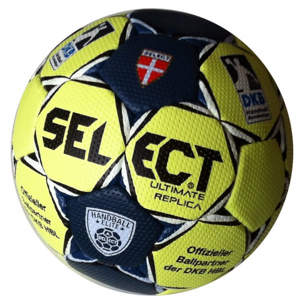Der neue Select Replica Handball zum DHB Final4 in Hamburg