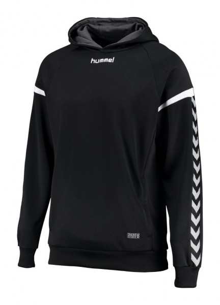 hummel-authentic-charge-poly-hoodie-black