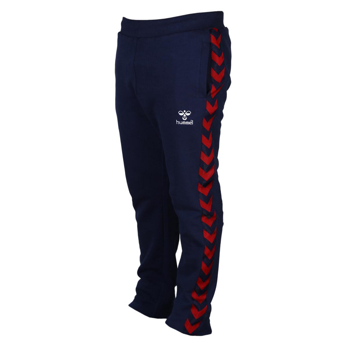 hummel gordon pants jogginghose in dunkelblau hier. Black Bedroom Furniture Sets. Home Design Ideas