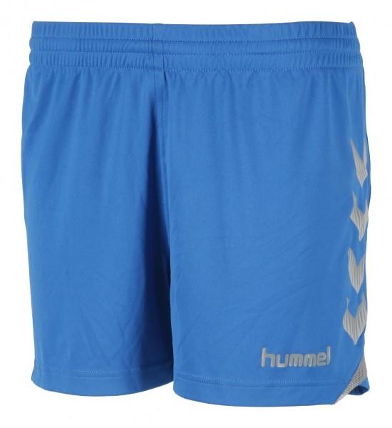 hummel-Tech-2-Damen-Short-blau
