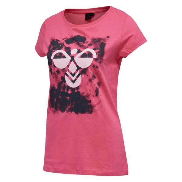 42094838120318 hummel Bendix T-Shirt Women in fruit dove günstig bestellen bei ...