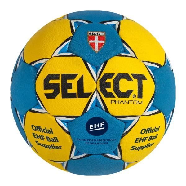 Der neue Select Phantom Handball für Kinder in der Größe Mini