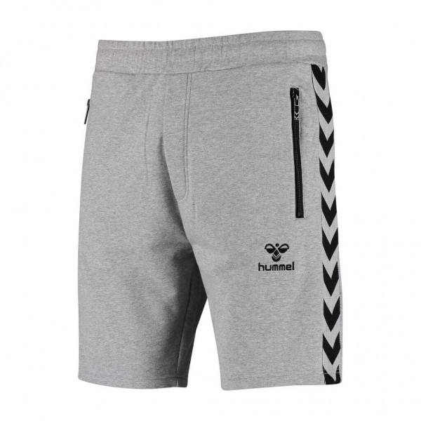 Die neue hummel Classic Bee Aage Shorts in grau günstig kaufen