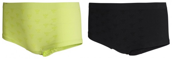 hummel CLOE Hotpants 2Pack sharp green