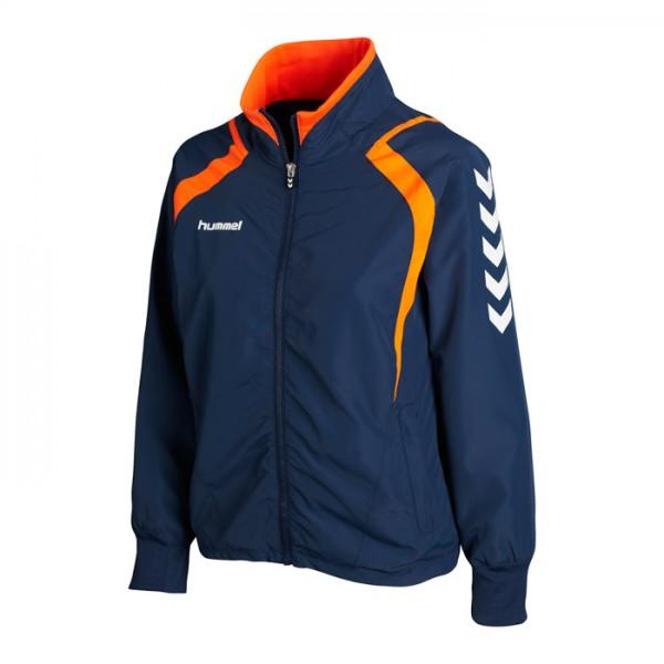 Hummel TEAM PLAYER Damen Micro Jacke - Trainingsanzug