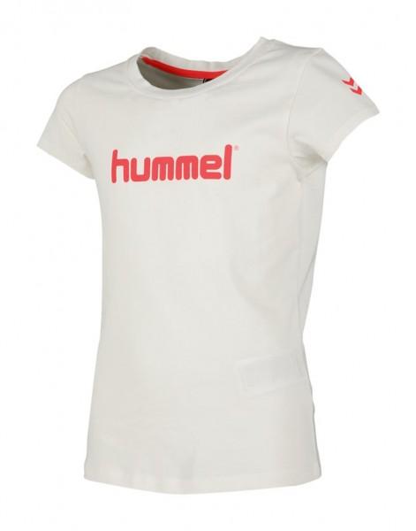 hummel Kinder T-Shirt VENI SS für Mädchen in weiss jetzt kaufen