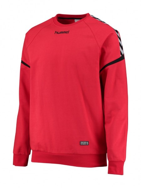 hummel-authentic-charge-sweat-rot