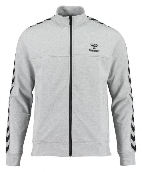 Die neue hummel Classic Bee Aage Zip Jacke in grau kaufen