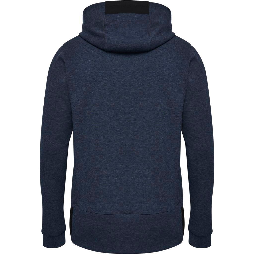 5f65d6e91b Vorschau: hummel GUY Zip Hood Men – dress blue melange. Vorschau: hummel GUY  Zip Hood Men – dress blue melange