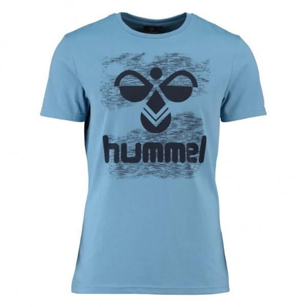 hummel Joshua T-Shirt in hellblau günstig kaufen