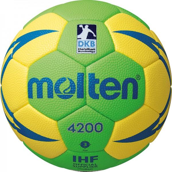 Molten H-X4200 Handball - als Spielball oder Trainingsball einsetzbar
