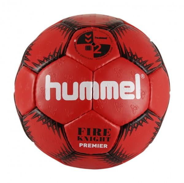 Der neue Hummel Handball Fire Knight in rot/schwarz jetzt günstig bestellen