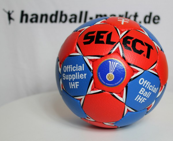 Select OLYMP G12 Handball - red/blue