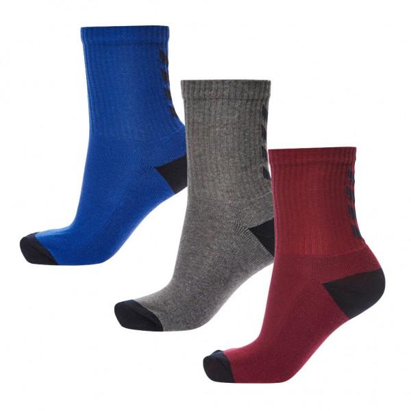 hummel Fundamental 3er Pack Socken in limitierter Farbe