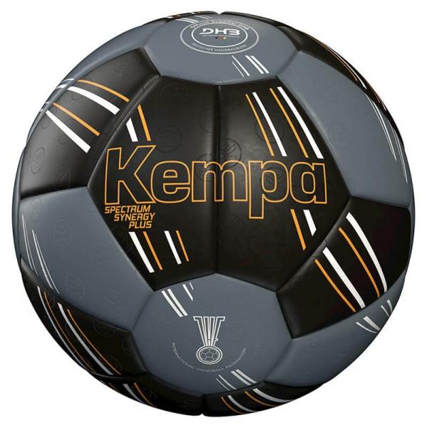 Der neue Kempa Spectrum Synergy Plus Handball in schwarz/grau