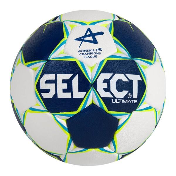 Der neue Spielball der EHF Damen Handball ChampionsLeague 2016/17
