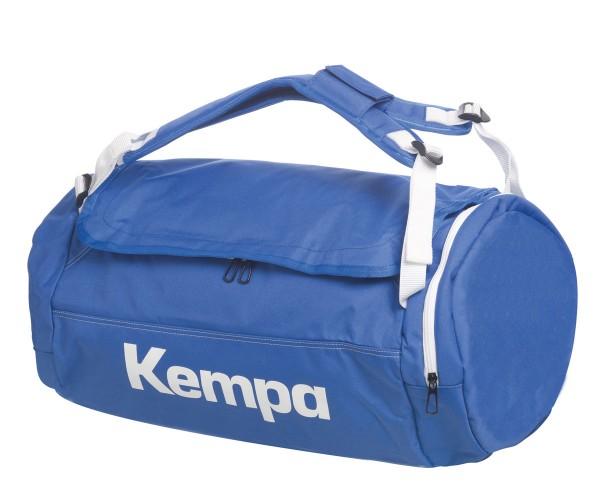 Die neue Kempa K Line Sporttasche mit 40l Fassungsvermögen in blau günstig kaufen