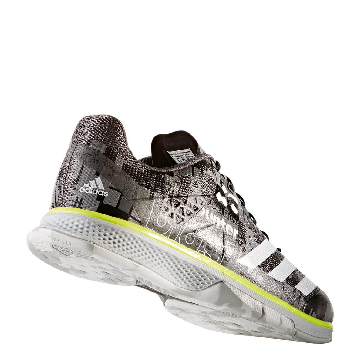 Adidas Adizero Counterblast 7 Handballschuhe - Black/Infrared