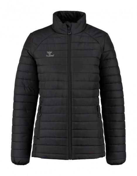 Die neue hummel Classic Bee Feng Damen Jacke in schwarz