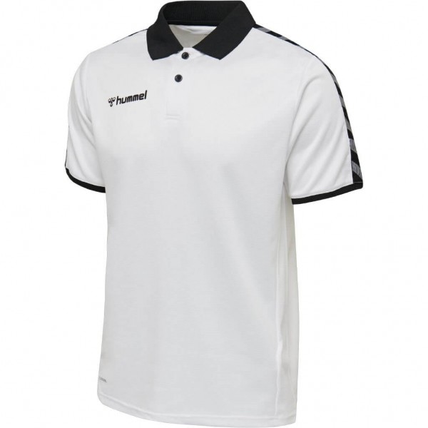 hummel-authentic-polo-white